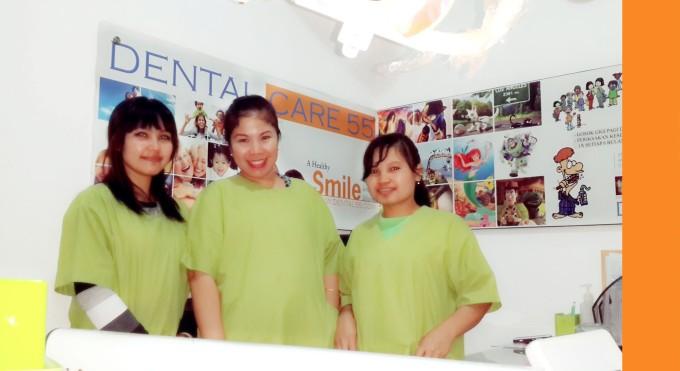 dental55 tim Bandung