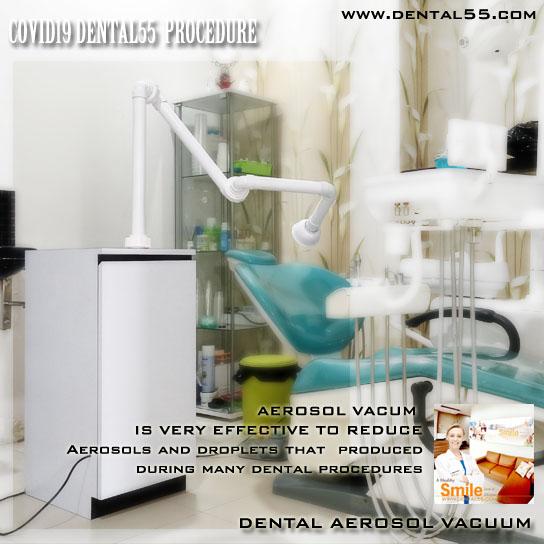 dental aerosol vacuum